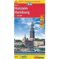 BVA-ADFC Fietskaart 02 Holstein Hamburg