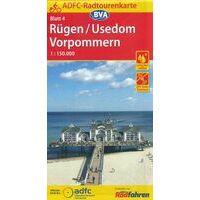 BVA ADFC Fietskaart 04 Rugen - Usedom - Vorpommern