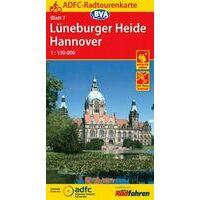 BVA-ADFC Fietskaart 07 Lüneburger Heide