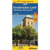 BVA-ADFC Fietskaart Osnabrucker Land