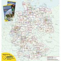BVA-ADFC Fietskaart Münsterland