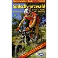 BVA-ADFC MTB-kaart Zwartewoud-Zuid Hornberg