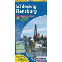 BVA-ADFC Fietskaart Schleswig Flensburg