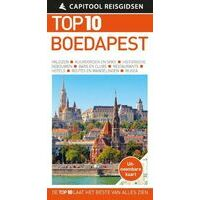 Capitool Reisgidsen Capitool Top10 Boedapest