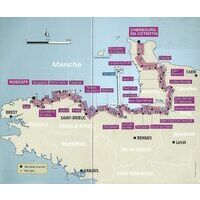 Chamina Guides Fietsgids Tour De Manche - Cherbourg à Roscoff
