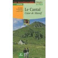 Chamina Guides Wandelgids Coeur De Massif De Cantal (Auvergne)