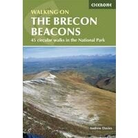Cicerone Walking On The Brecon Beacons