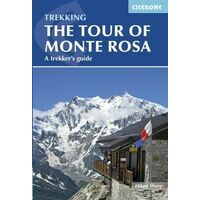 Cicerone Wandelgids Tour Of Monte Rosa