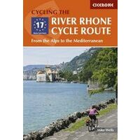 Cicerone Cycling The River Rhone Cycle Route