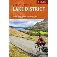 Cicerone Cycling In The Lake District