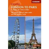 Cicerone Fietsgids Cycling London To Paris