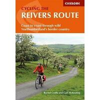 Cicerone Fietsgids Cycling The Reivers Route