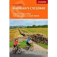 Cicerone Fietsgids Hadrians Cycleway