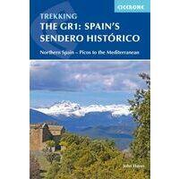 Cicerone GR1 Spain's Sendero Historico