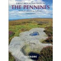 Cicerone Great Mountain Days In The Pennines