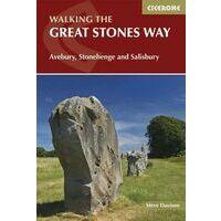 Cicerone Wandelgids The Great Stones Way