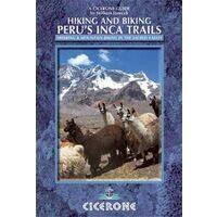 Cicerone Hiking & Biking Peru's Inca Trails