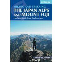 Cicerone Hiking & Trekking In The Japan Alps & Mount Fuji