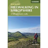 Cicerone Hillwalking In Shropshire