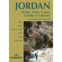 Cicerone Jordan Walks Treks Caves Climbs And Canyons