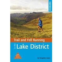 Cicerone Lake District, Trail & Fell Running