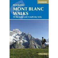 Cicerone Wandelgids Mont Blanc Walks - 50 Day Walks