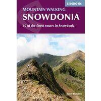 Cicerone Mountain Walking In Snowdonia - 40 Routes