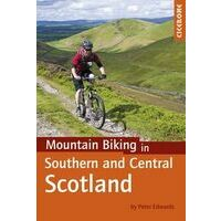 Cicerone Mountainbiking In Southern And Central Scotland
