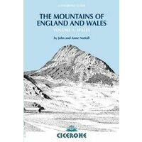Cicerone The Mountains Of England And Wales Volume 1: Wales