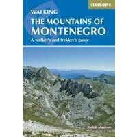 Cicerone Wandelgids The Mountains Of Montenegro