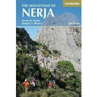 Cicerone Wandelgids The Mountains Of Nerja