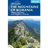 Cicerone Mountains Of Romania - Wandelgids Roemenië