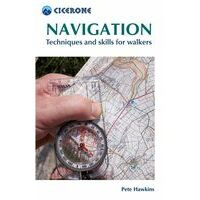 Cicerone Navigation - Techniques And Skills For Walkers