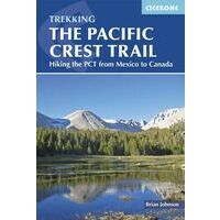 Cicerone The Pacific Crest Trail Gids