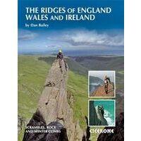 Cicerone Ridges Of England, Wales And Ireland