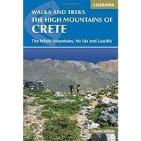 Cicerone Wandelgids The High Mountains Of Crete