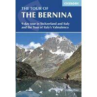 Cicerone Wandelgids Tour Of The Bernina
