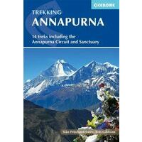 Cicerone Wandelgids Trekking Annapurna