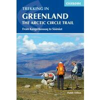 Cicerone Trekking In Greenland - The Arctic Circle Trail