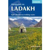 Cicerone Wandelgids Trekking In Ladakh