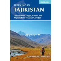 Cicerone Trekking In Tajikistan