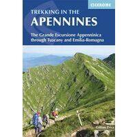 Cicerone Wandelgids Trekking In The Apennines