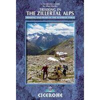 Cicerone Wandelgids Trekking In The Zillertaler Alps