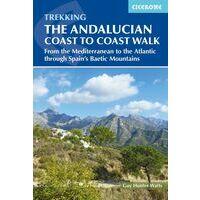 Cicerone Trekking The Andalucian Coast To Coast Walk