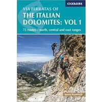 Cicerone Volume 1 Via Ferratas Of The Italian Dolomites