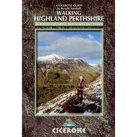Cicerone Wandelgids Walking Highland Perthshire