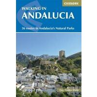 Cicerone Walking In Andalucia - Wandelgids Andalusie