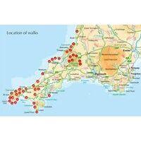 Cicerone Wandelgids Walking In Cornwall
