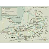 Cicerone Wandelgids Hohe Tatra - Walking In The High Tatras