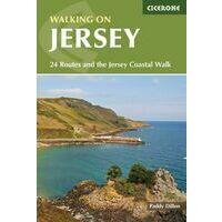 Cicerone Wandelgids Walking On Jersey